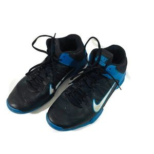 Men's Nike Air Visi pro 4 Size 9 Blue Black